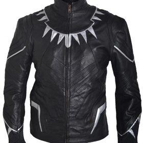 Black Panther Avengers Jacket