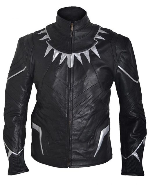 Black Panther Avengers Jacket