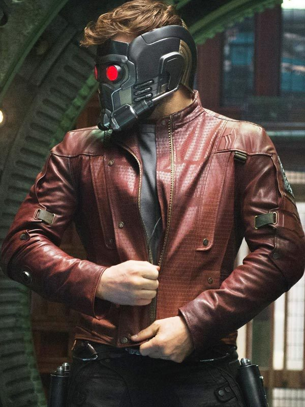 Guardians Peter Quill Jacket
