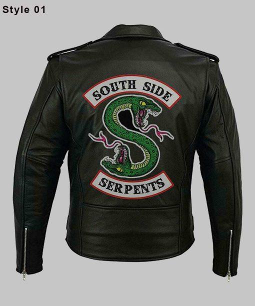 Southside Serpents Jughead Jones Jacket