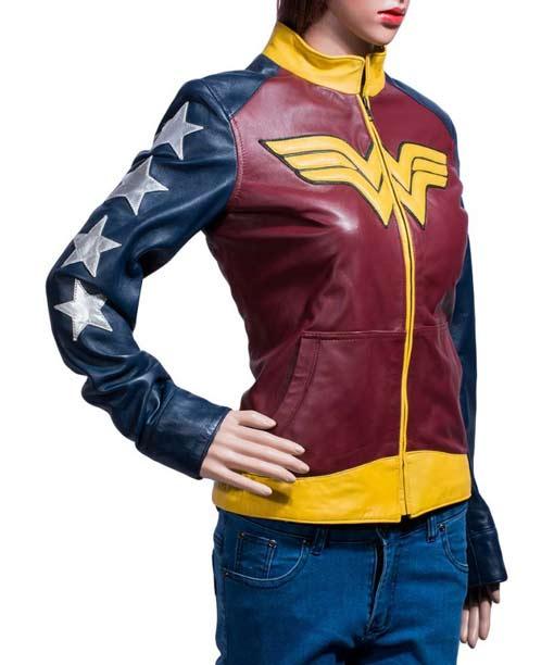 Wonder DC Jacket