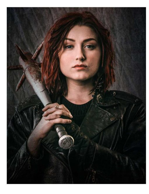 Z Nation TV Series Anastasia Baranova Leather Jacket