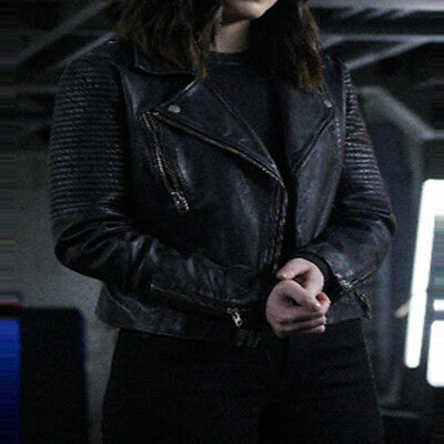 Chloe Bennet Agents Of SHIELD Biker Jacket