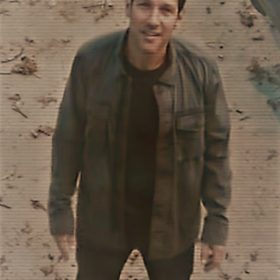 Avengers Endgame Ant Man Wool Jacket