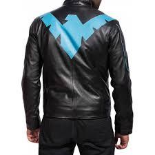 Nightwing Arkham Knight Jacket
