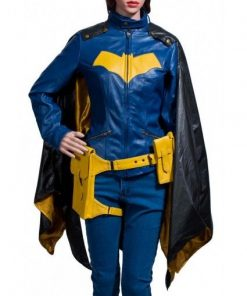 Batgirl Barbara Gordon Jacket
