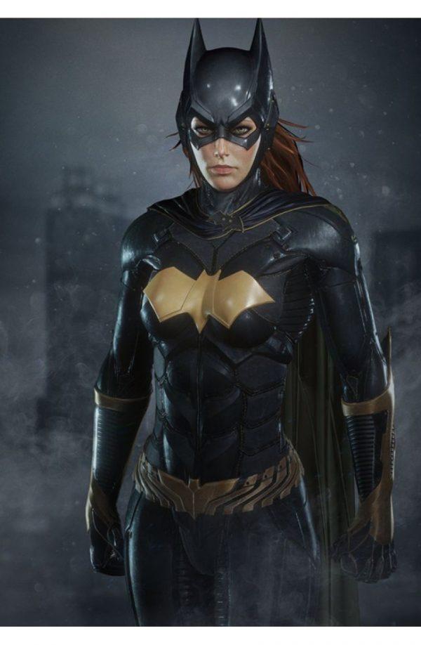 Batgirl Arkham Knight Batman Leather Jacket