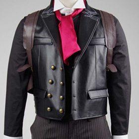 Booker DeWitt Bioshock Infinite Black Vest