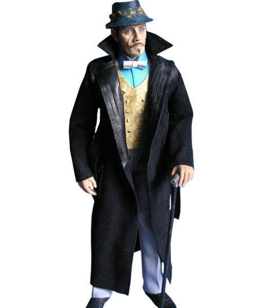 Edward James Olmos Blade Runner 1982 Trench Coat