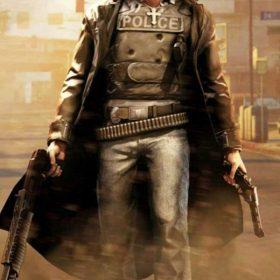 Cowboy Call Of Juarez Bound In Blood Video Game Long Coat