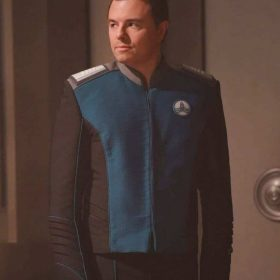 The Orville TV Series Captain Ed Mercer Cotton Jacket