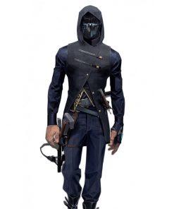 Dishonored 2 Video Game Corvo Attano Black Vest