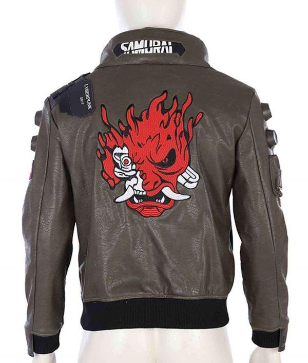 Samurai Cyberpunk 2077 Jacket