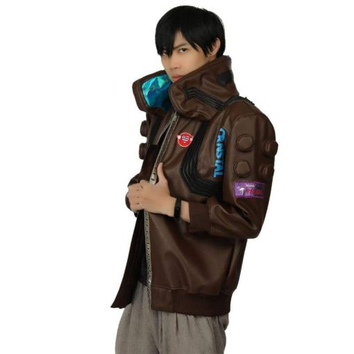 Character V Cyberpunk Jacket