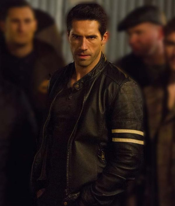 Never Back Down Danny Green Street 3 Leather Jacket