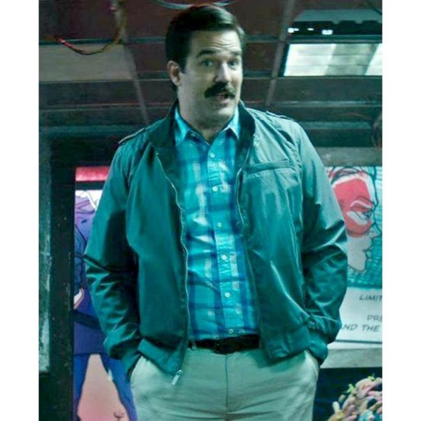 Rob Delaney Deadpool 2 Cotton Jacket