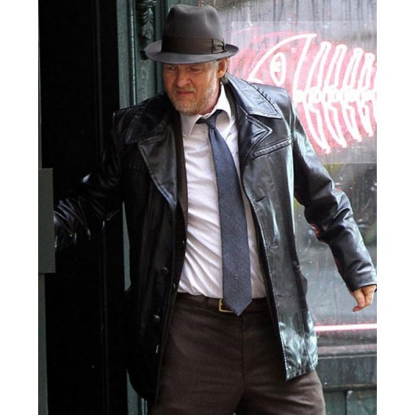 Harvey Bullock Gotham Mid Length Coat