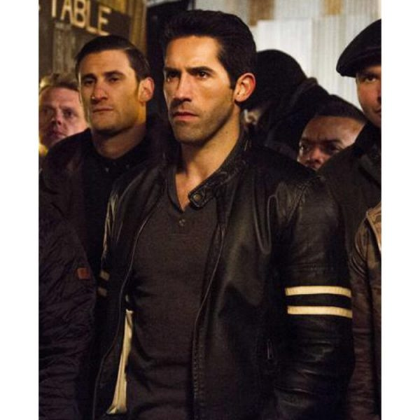 Scott Adkins Green Street 3: Never Back Down Leather Jacket