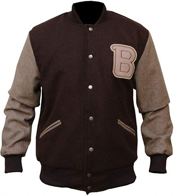 Payday 2 Hotline Miami Letterman Jacket