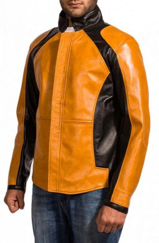 Cole Macgrath Infamous Game Jacket