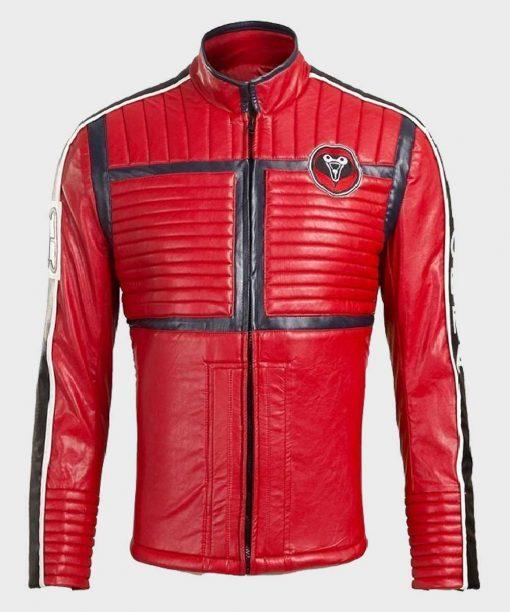 Kobra Kid My Chemical Romance Leather Jacket