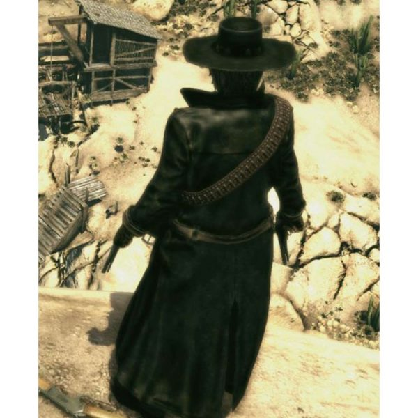 Call of Juarez Ray Mccall Trench Coat