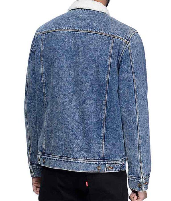 Frank Gallagher Shameless Denim Jacket