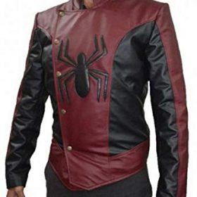 Peter Parker Spiderman The Last Stand Jacket