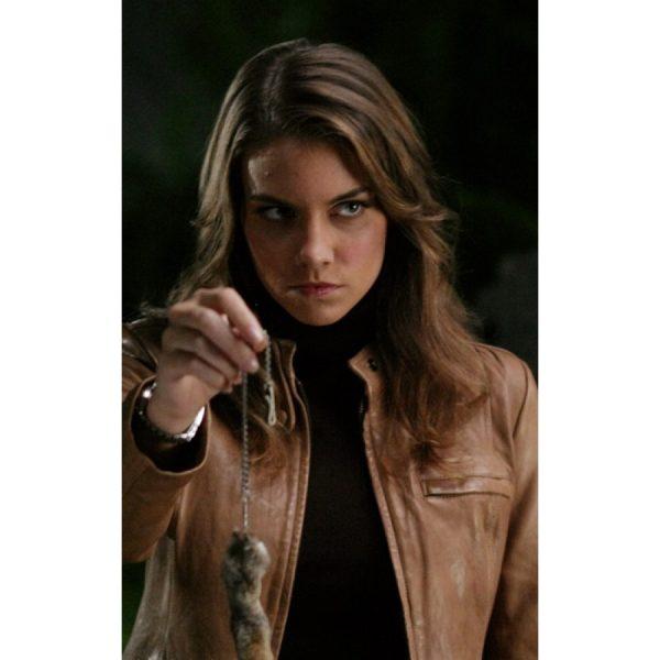 Bela Talbot Supernatural Jacket