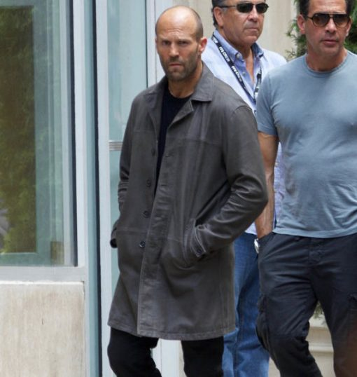 Deckard Shaw The Fate Of The Furious Jacket
