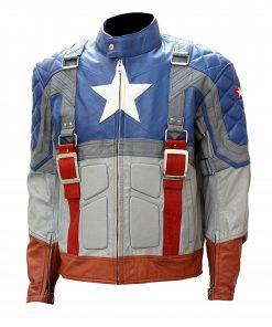 Steve Rogers The First Avenger Jacket