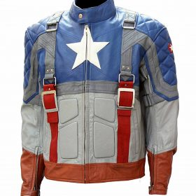 Steve Rogers The First Avenger Jacket
