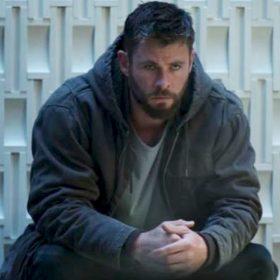 Avengers 4 Thor Cotton Jacket