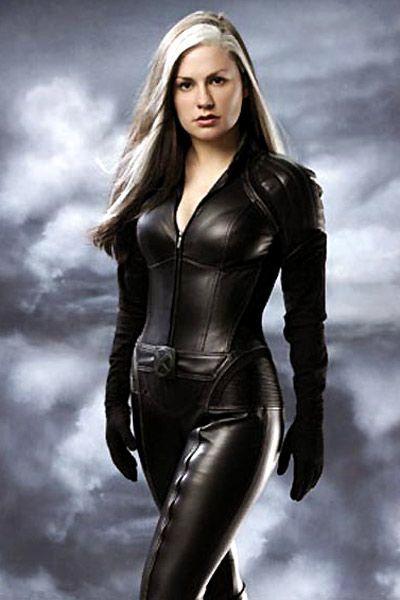 Rogue X Men Black Jacket