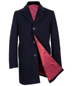 Twelfth Doctor Who Wool Coat