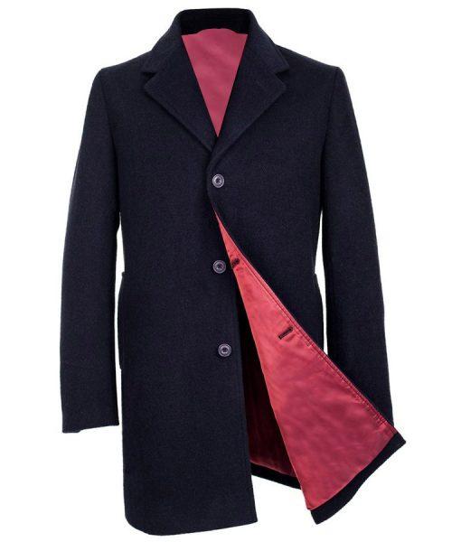 Twelfth Doctor Who Wool Coat