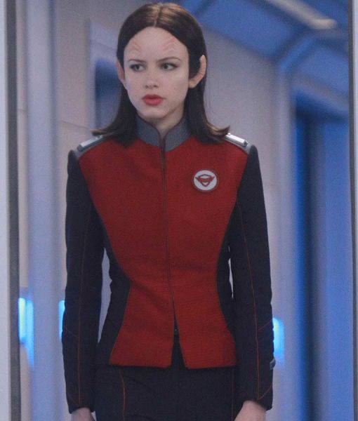 The Orville TV Series Alara Kitan Cotton Jacket