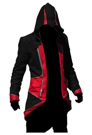 Assassin Creed Gaming Leather Jacket