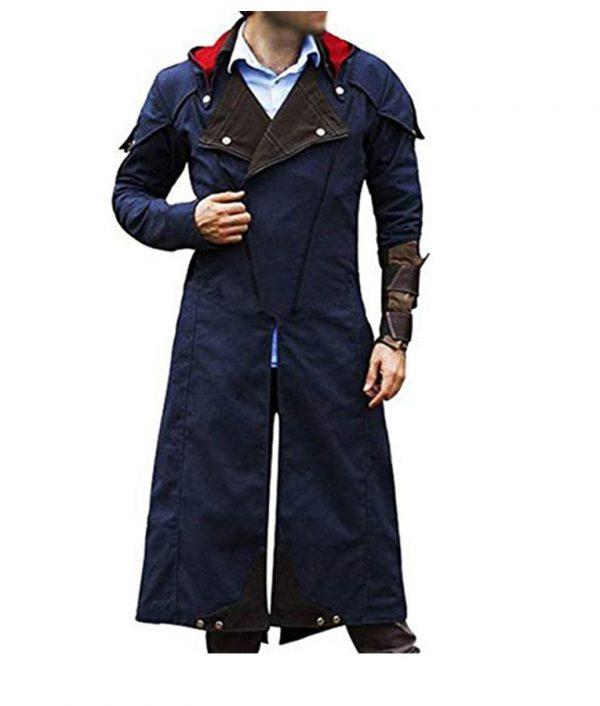 Assassins Creed Unity Arno Coat