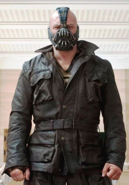 The Dark Knight Rises Bane Jacket