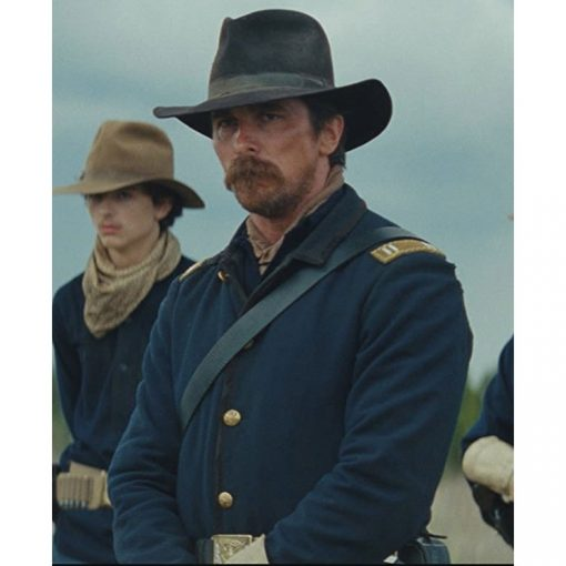 Hostiles Christian Bale Uniform Jacket