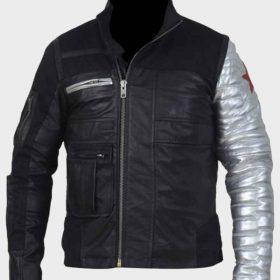 Winter Soldier Captain America Civil War Jacket