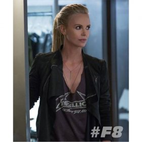 Fast and Furious 8 Charlize Theron's Jacket
