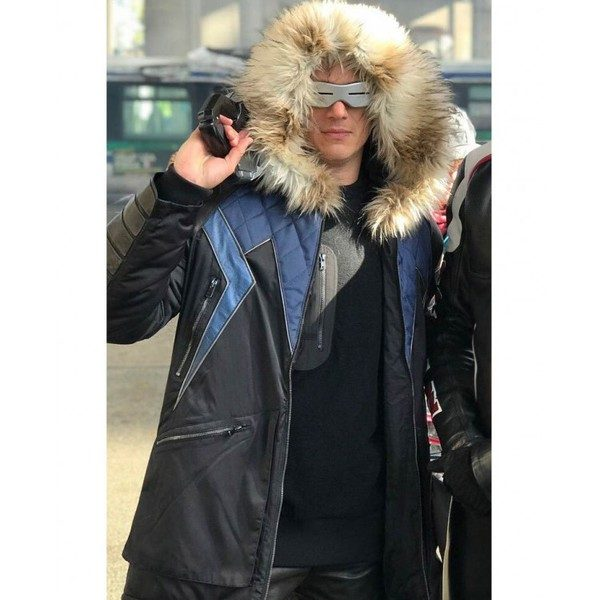 Legends Of Tomorrow Crisis On Earth-X Citizen Cold Coat