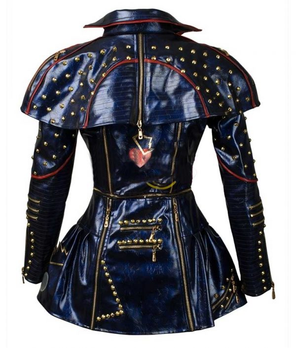 Sofia Carson Descendants 2 Blue Jacket