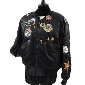 Ace Doctor Who Bomber Jacket