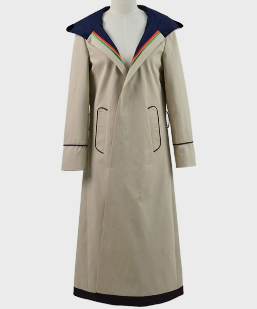 Jodie Whittaker Doctor Who Trench Coat