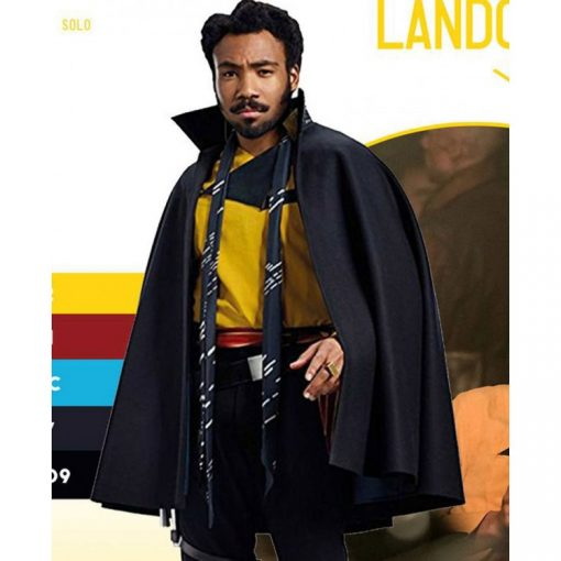 Solo A Star Wars Story Donald Glover Cotton Cape