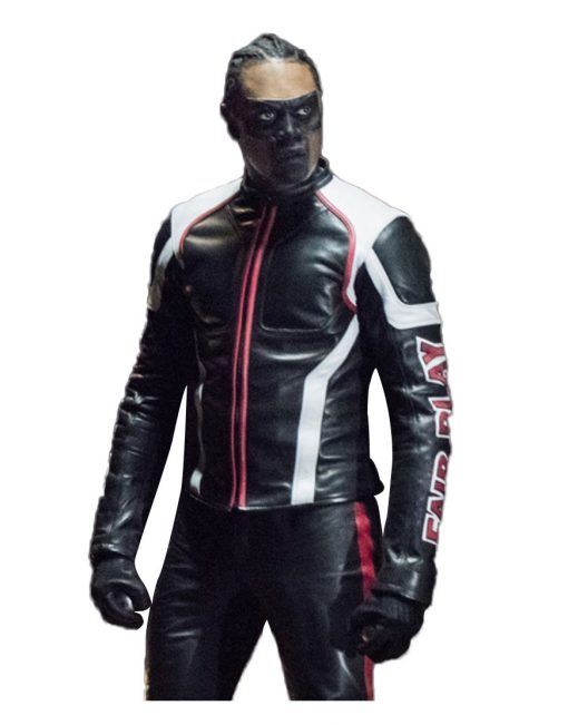 Arrow Season 5 Mister Terrific Jacket