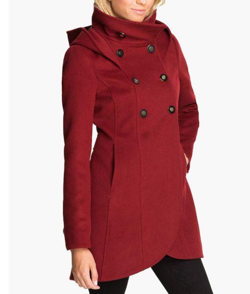 Jennifer Morrison Once Upon A Time Red Coat